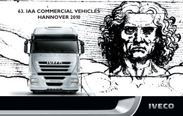 63. IAA COMMERCIAL VEHICLES HANNOVER 2010 - Iveco