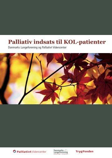Download rapporten - Palliativt Videncenter