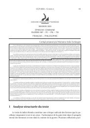 exemple dissertation ccp