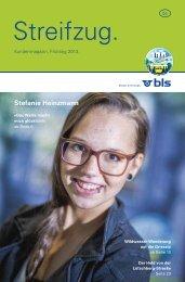 Stefanie Heinzmann - BLS AG