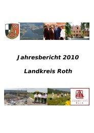 Jahresbericht 2008 - Landratsamt Roth
