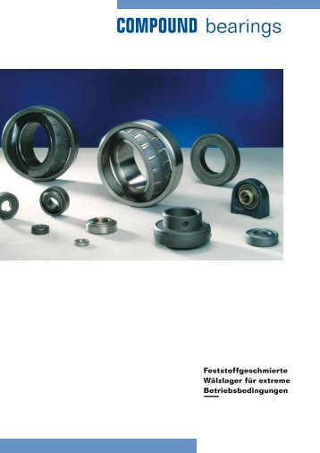 COMPOUND bearings