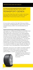 offiziellen DUNLOP Flyer lesen. - European Speed Club - Seite 4