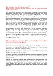 Finanzierung - Einleitung - 22-11-09 - Bocholt