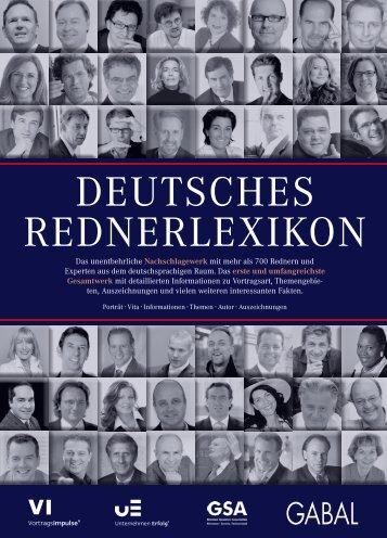 deutsches RedneRlexikon - bei VortragsImpulse