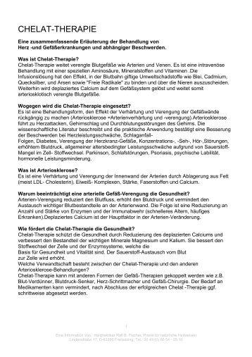 CHELAT-THERAPIE - Naturheilpraxis Naturheilverfahren Chelat ...