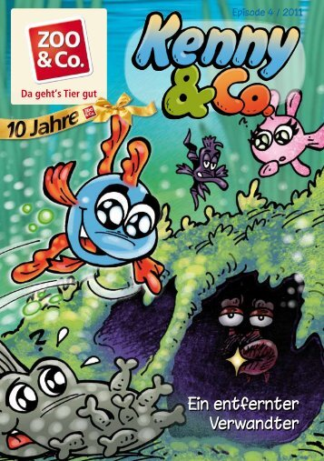 Kenny & Co. 4-11 - ZOO & Co. Aktuell