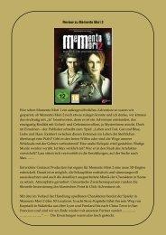 Review zu Memento Mori 2 - Gamepad.de
