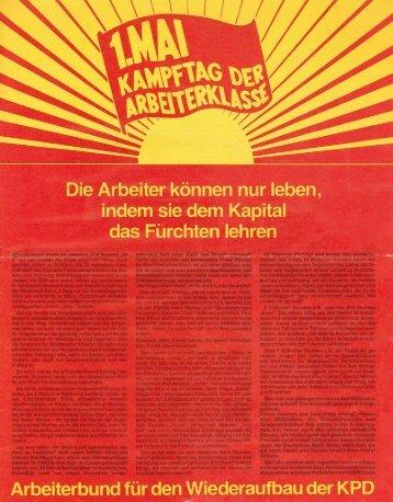 Untitled - Arbeiterbund für den Wiederaufbau der KPD