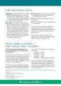 Feuchte und Schimmel verhindern - wbg - Seite 4