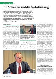 Lesen Sie mehr.... - Allgemeine Schweizerische Militärzeitschrift