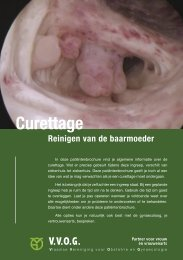 Curettage - OLV Ziekenhuis Aalst