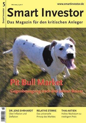 Pit Bull Market Pit Bull Market - Smart Investor