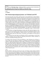 Kapitel 11 Die - attac Marburg