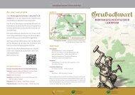 MONTANGESCHICHTLICHER LEHRPFAD - Bayerische Staatsforsten