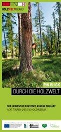 Tourenfolder - Raumplanung Steiermark