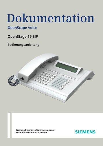 Dokumentation - Wiki of Siemens Enterprise - Siemens Enterprise ...