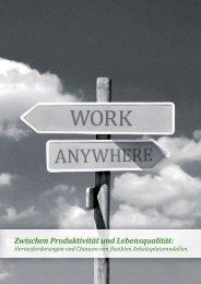 Zwischen Produktivität und Lebensqualität: - Home Office Day