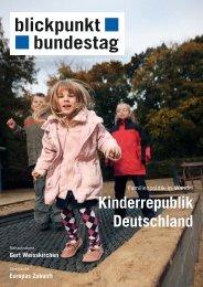 Kinderrepublik Deutschland - Deutscher Bundestag