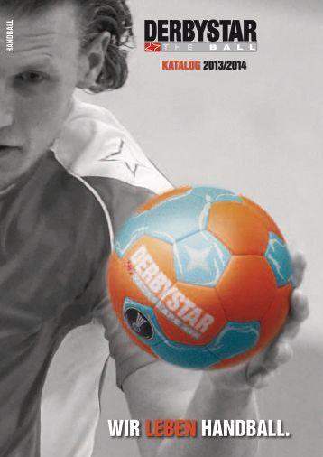 Derbystar Handball Katalog 2013-2014