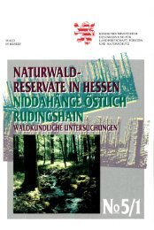 download pdf (29 MB) - Nordwestdeutsche Forstliche Versuchsanstalt