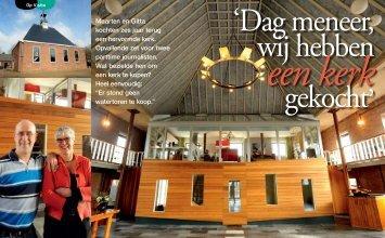 Maarten en Gitta kochten zes jaar terug een hervormde ... - Redres