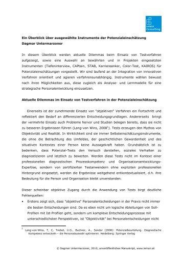 Lemon_DU_2010_Potenzialeinschaetzung.pdf