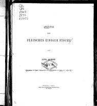 615 FLEISCHES EINIGER FISCHE/