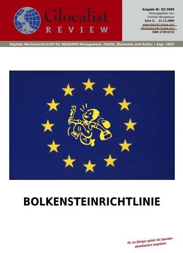 Glocalist Nr.92 - Attac Deutschland