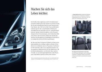Machen Sie sich das Leben leichter. - Mercedes-Benz Latvija