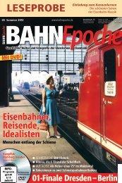 Leseprobe - Verlagsgruppe Bahn