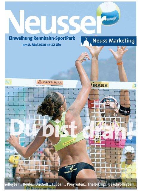 Neusser Rennbahntag 2010 - Neuss Marketing