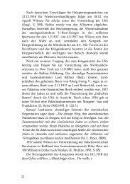Innere und äussere Ursachen der Niederlage von ... - deutschelobby