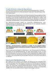 Projekt 3D-FlexSys erfolgreich abgeschlossen ... - 3-D MID