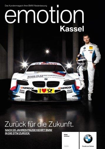 Kassel 1 | 2012 - BMW Niederlassung Hannover