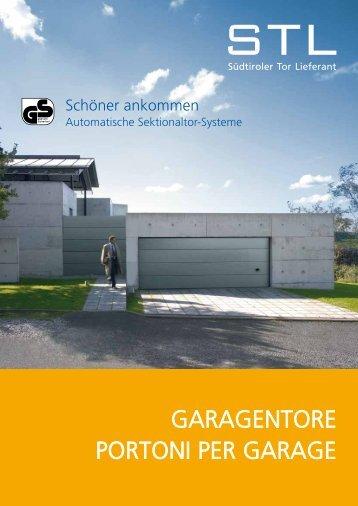 Stahl - STL - Südtiroler Tor Lieferant