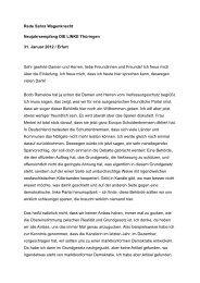 Rede von Sahra Wagenknecht - DIE LINKE im Thüringer Landtag