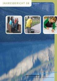 Jahresbericht 200 - Christuszentrum