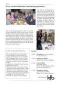Eine faszinierende Streichholz- spielerei, gelungen ... - Pfarre Katsdorf - Seite 4