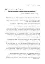Erasmus-Bericht aus Lyon, 2011 - Fachbereich Veterinärmedizin an ...