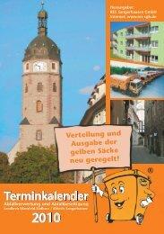 Terminkalender Terminkalender - RES Sangerhausen