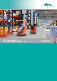 Leistungsbeschreibung abas-Handel für Handel - ABAS Software AG