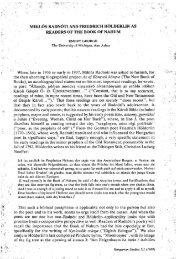 HUNGARIAN STUDIES 5. No. 1. Nemzetközi Magyar ... - EPA