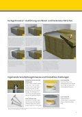 Hochleistung im Brandschutz - Technische Isolierung - Seite 3