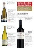 Südfrankreich 2013 - Mövenpick Wein - Seite 6
