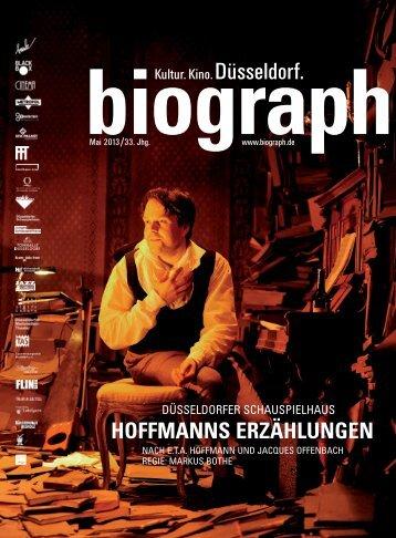 HOFFMANNS ERZÄHLUNGEN - Biograph