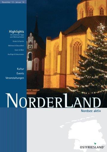 Norderland Aktuell 4|2013
