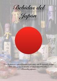 Bebidas del Japón