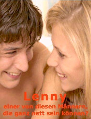 Lenny, einer von diesen Männern, die ganz nett sind?