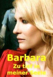Barbara Zu tief in meiner Seele